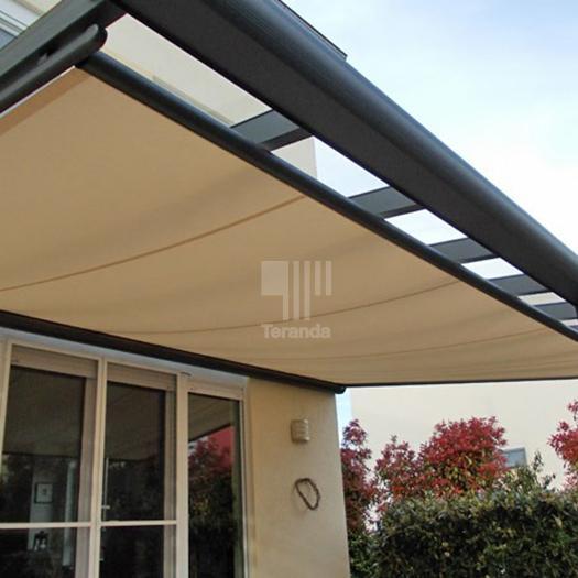 Terrassenuberdachung Aus Alu Bauen Mit Polycarbonat Oder Glas
